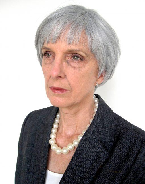 Theresa May Lookalike