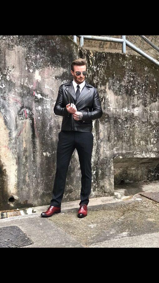 David Beckham Lookalike