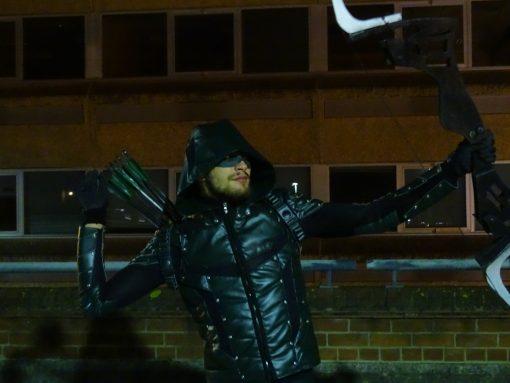 Green Arrow Lookalike