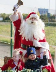 Santa Claus Lookalike!