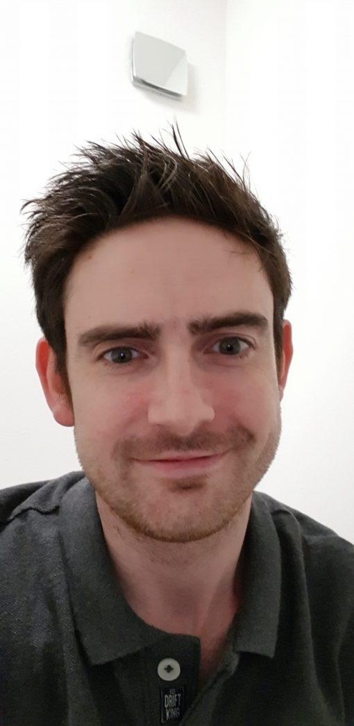 David Tennant Lookalike