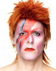 David Bowie Lookalike