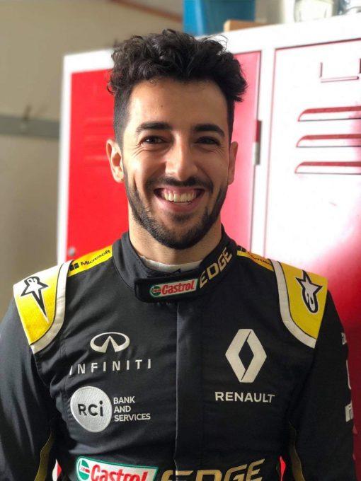 Daniel Ricciardo Lookalike