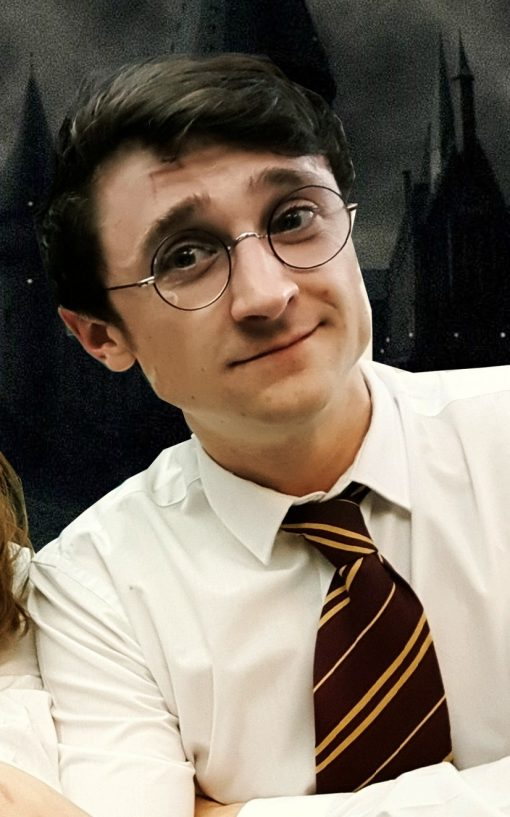 Harry Potter Lookalike