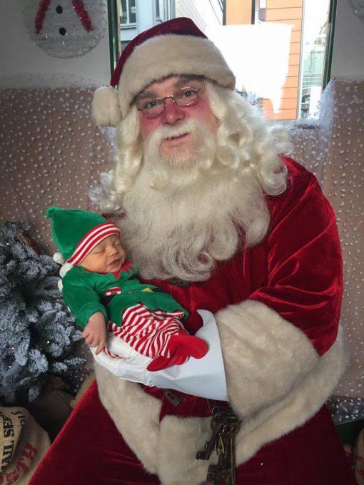 Father Christmas Lookalike!