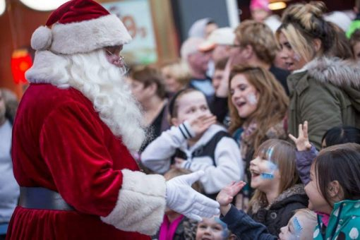 Father Christmas Lookalike