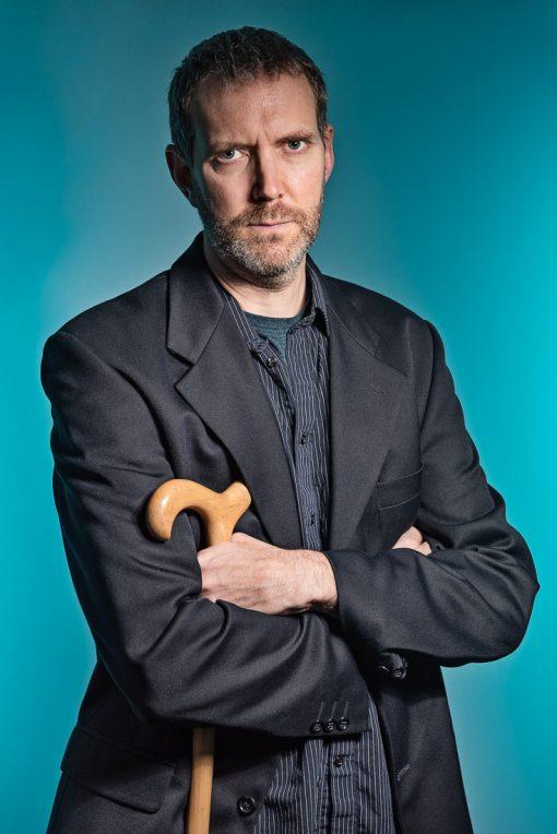 Hugh Laurie Lookalike