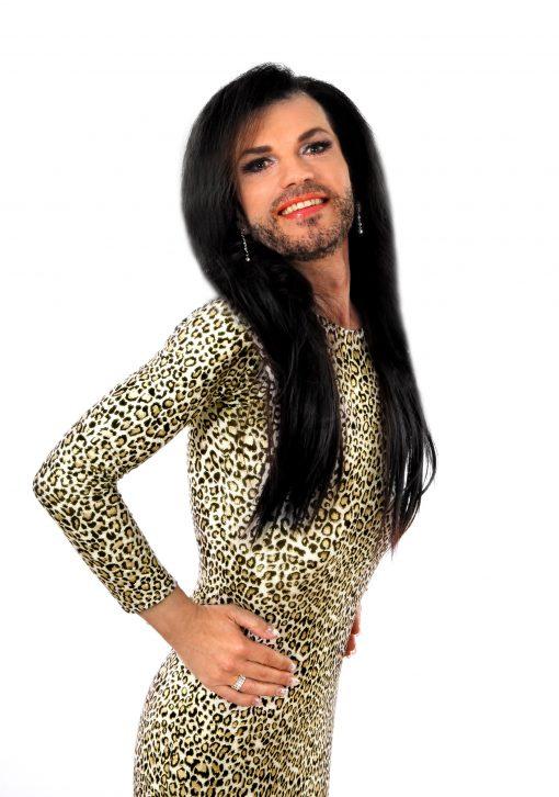 Conchita Wurst Lookalike