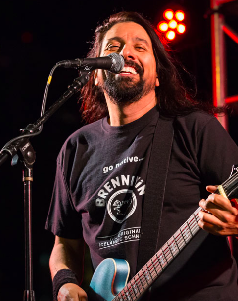 Dave Grohl Lookalike and Tribute