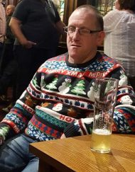 Eddie 'The Eagle' Edwards Lookalike