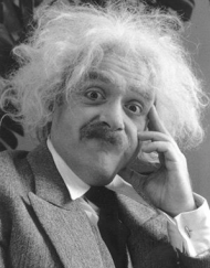 Einstein Lookalike