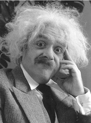 Einstein Lookalike
