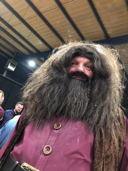 Hagrid Lookalike