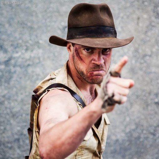 Indiana Jones Lookalike