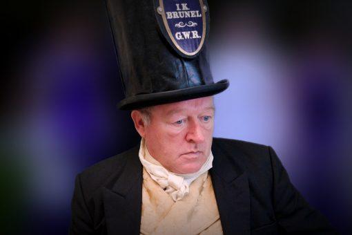 Isambard Kingdom Brunel Lookalike