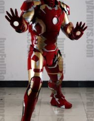Iron Man Lookalike