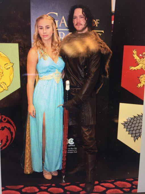 Khaleesi Lookalike