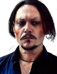 Johnny Depp Lookalike (Italy)