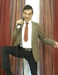 Mr Bean Lookalike and Act