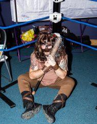 WWE Mankind Lookalike