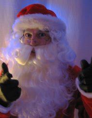 Santa Claus Lookalike