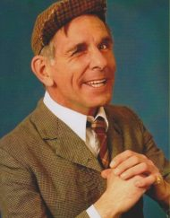 Norman Wisdom Lookalike