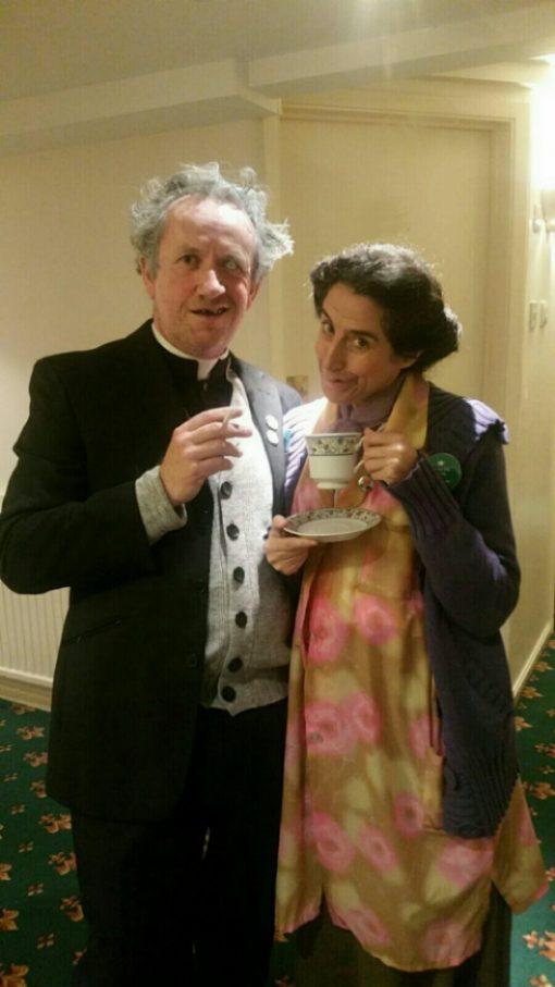 Jack and Mrs Doyle Lookalikes