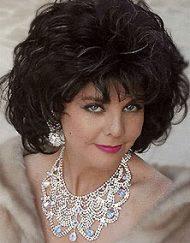 Elizabeth Taylor Lookalike