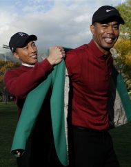 Tiger Woods Lookalike