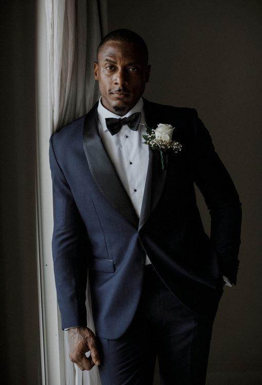 Idris Elba Lookalike