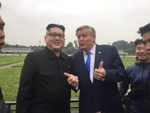 Donald Trump Lookalike
