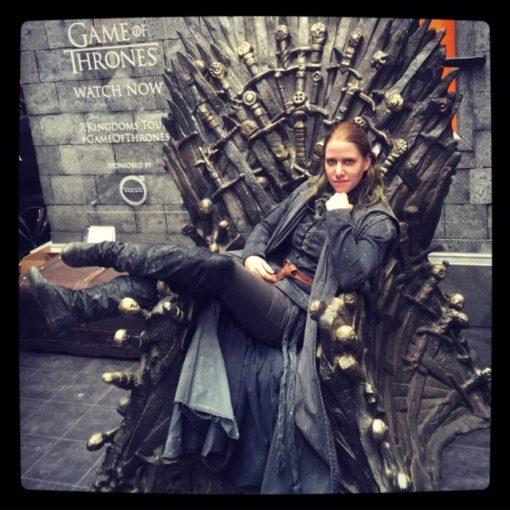 Yara Greyjoy Lookalike