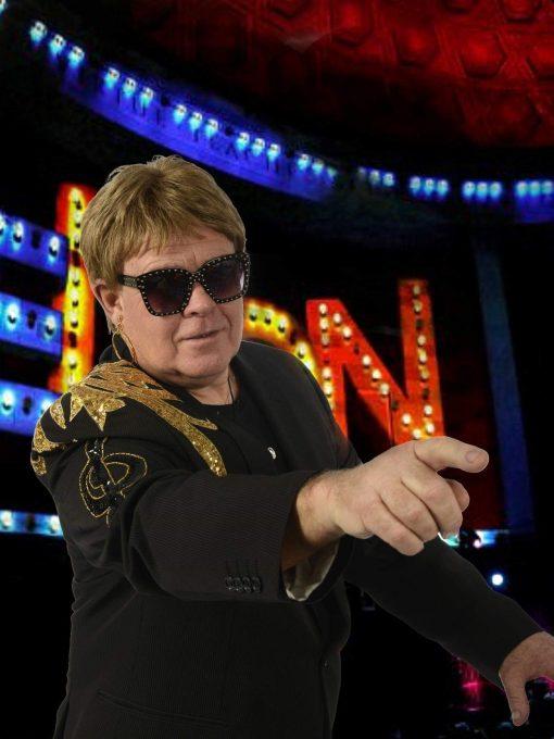 Elton John Lookalike