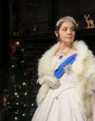 Young Queen Victoria Lookalike