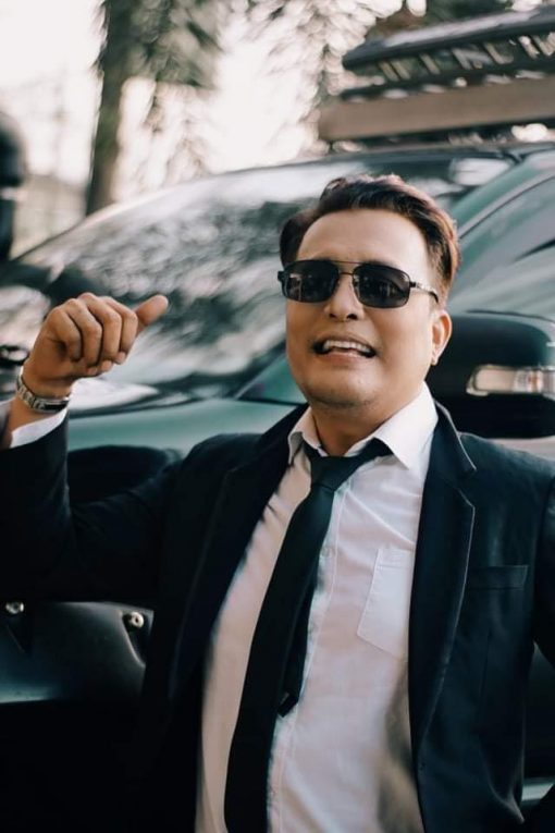 Elon Musk Lookalike